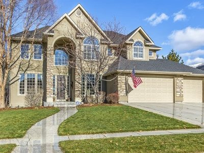Boise Single Family Home For Sale: 3187 S Millspur Way