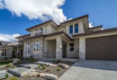 Boise Single Family Home Contingent Sale: 8052 Topaz Ridge