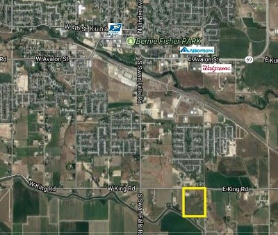 Kuna Residential Lots & Land For Sale: 603 E King Rd