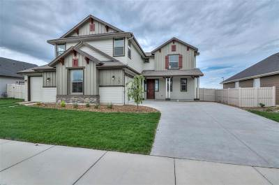 Nampa Single Family Home For Sale: 11150 W Troyer Dr
