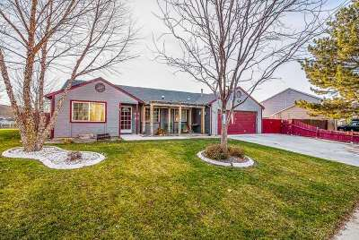Boise ID Single Family Home For Sale: $263,000