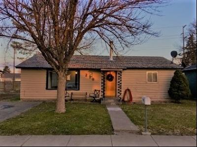 Twin Falls Single Family Home For Sale: 270 Van Buren St