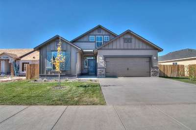 Meridian Single Family Home New: 4962 W Avilla Dr.
