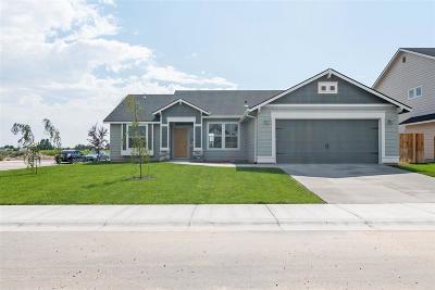 Meridian Single Family Home New: 4930 W Avilla Dr.