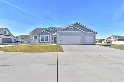 Meridian Single Family Home For Sale: 4978 W Avilla Dr.