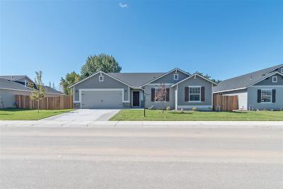 Meridian Single Family Home For Sale: 4946 W Avilla Dr.