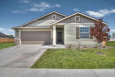 Caldwell Single Family Home New: 13691 Pompano Drive