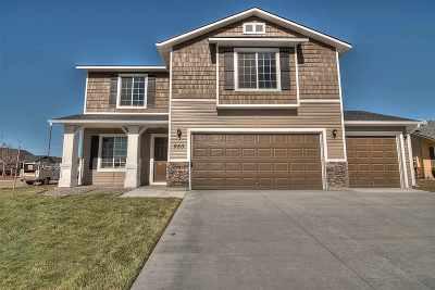 Nampa Single Family Home New: 2232 W Neilscott Dr.