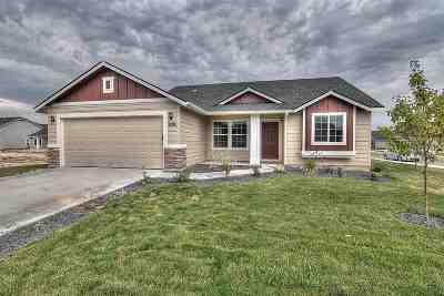 Nampa Single Family Home New: 11464 Meliadine River