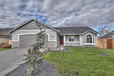 Nampa Single Family Home For Sale: 11440 Meliadine River
