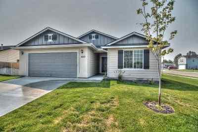 Nampa Single Family Home New: 11407 Meliadine River