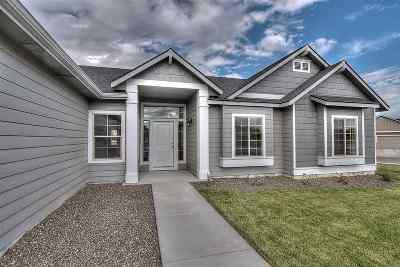 Nampa Single Family Home New: 11446 Meliadine River