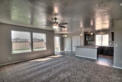 Nampa Single Family Home New: 2110 W Pine Creek Dr.