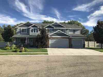 Star Single Family Home For Sale: 11893 Streamview