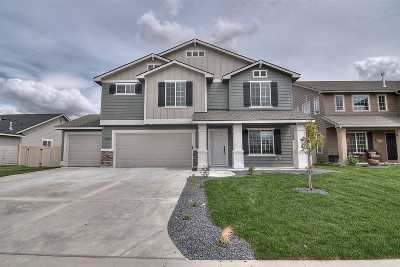 Caldwell Single Family Home New: 16159 Lewers Way