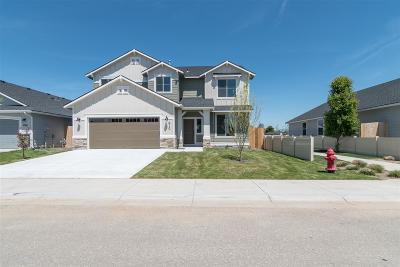 Caldwell Single Family Home New: 16202 Dietz Way
