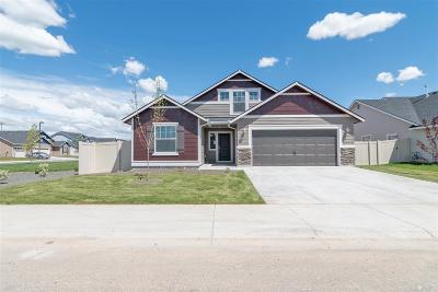 Caldwell Single Family Home New: 16164 Dietz Way