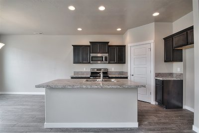 Caldwell Single Family Home New: 16143 Lewers Way