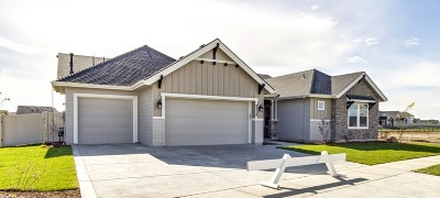 Meridian Single Family Home New: 3723 N Pampas Ave