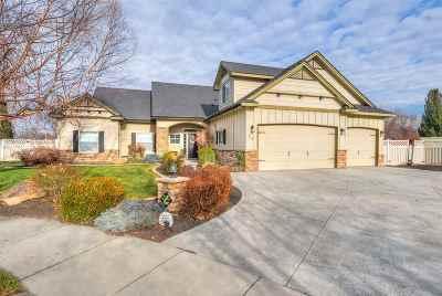 Eagle Single Family Home New: 202 W Cobblestone Ct
