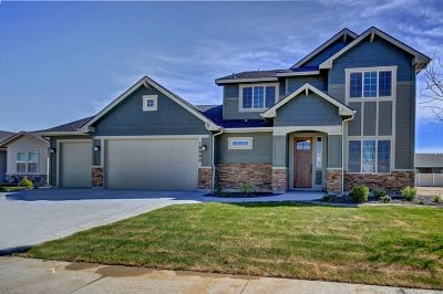 Painted Ridge (Boise) Single Family Home For Sale: 8020 S Indigo Ridge Ave