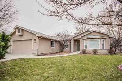 Boise Single Family Home New: 6675 W Foggy Bottom St.