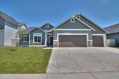 Nampa Single Family Home New: 8289 E Rathdrum Dr.