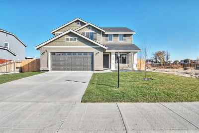 Nampa Single Family Home New: 8322 E Rathdrum Dr.