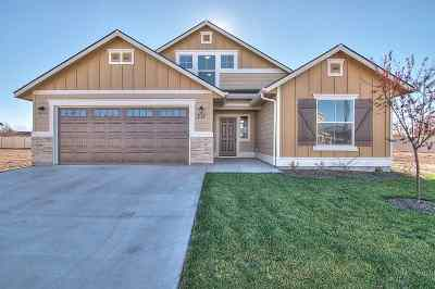 Nampa Single Family Home New: 8298 E Rathdrum Dr.