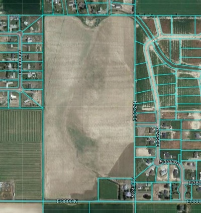 Residential Lots & Land New: 2446 E 3800 N