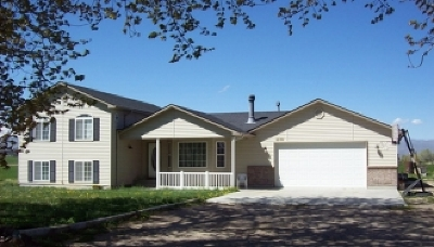 Single Family Home New: 1375 Hill Road