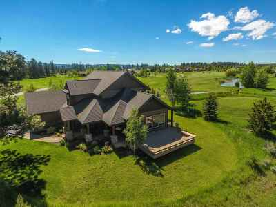 McCall Single Family Home New: 268 W Jug Road