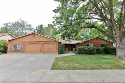 Boise Single Family Home Back on Market: 10366 W Barnsdale