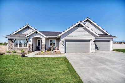 Meridian Single Family Home For Sale: 1376 W Whitehall Dr