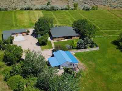 Eagle Single Family Home For Sale: 9466 N Spangler Pl