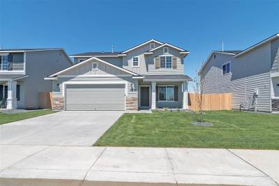 Middleton Single Family Home For Sale: 1645 Placerville St.