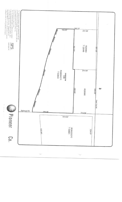 Residential Lots & Land For Sale: Deer Flat Road