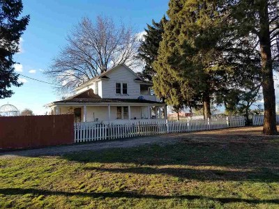 Emmett Single Family Home For Sale: 3755 W Idaho Boulevard