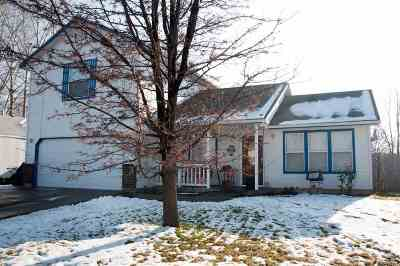 Fruitland Single Family Home For Sale: 1010 Jonathan St.