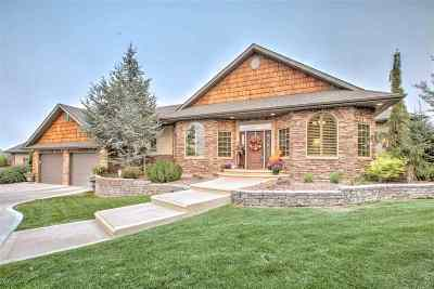 Kimberly Single Family Home For Sale: 3403 3403 E 4070 N
