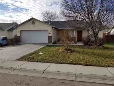 Nampa Single Family Home For Sale: 1611 S Florence St.