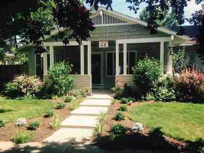 Weiser Single Family Home For Sale: 46 W Park