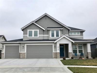 Meridian Single Family Home For Sale: 3616 E Rockhampton St.