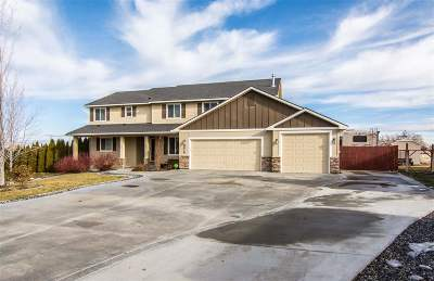 Nampa Single Family Home For Sale: 2214 Primrose Ln