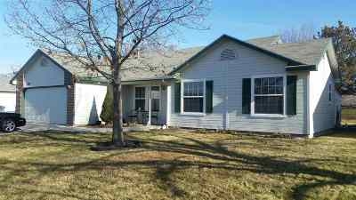 Caldwell ID Single Family Home New: $147,500