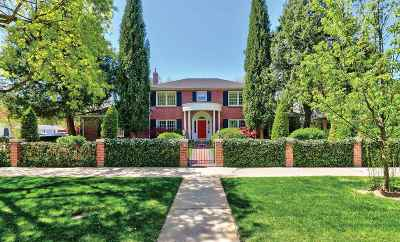 Boise Single Family Home For Sale: 1801 N Harrison Blvd