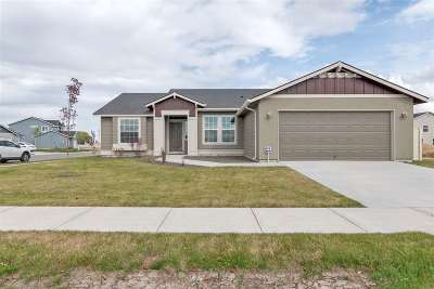 Meridian Single Family Home For Sale: 1190 E Argence Ct.