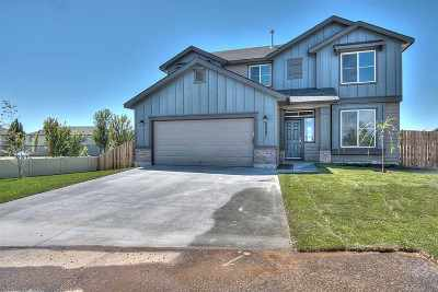 Meridian Single Family Home For Sale: 3468 S Brigham Ave.