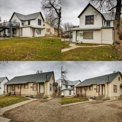 Payette Multi Family Home For Sale: 420 N 9th St