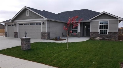 Caldwell Single Family Home For Sale: Farmway